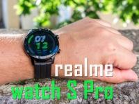 Видео обзор realme Watch S Pro! Самые крутые часы realme в 2021 году!