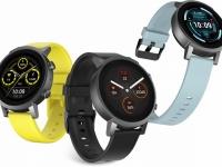 Snapdragon Wear 4100, Wear OS, SpO2, IP68: представлены умные часы Mobvoi TicWatch E3