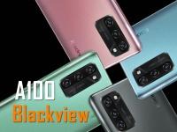 Видео анонс Blackview A100 - смартфон с камерой Sony IMX362, 6 ГБ ОЗУ, NFC и ценой от $139 на распродаже