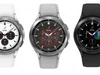 Смарт-часы Samsung Galaxy Watch 4 Classic показались в трех цветах
