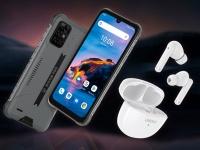 Представлен неубиваемый смартфон с IP69K и инфракрасным термометром Umidigi Bison Pro
