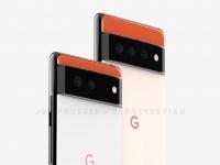 Новые интригующие детали о камерах и памяти Pixel 6 и Pixel 6 Pro