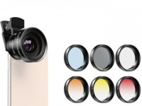 SMARTtech: Может ли камера на смартфоне заменить фотоаппарат? С линзой для макросъемки точно может!