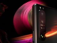 Sony Xperia 1 III кинут с обновлениями
