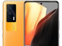 Спецверсия IQOO 7 в красивой оранжевой расцветке теперь официально