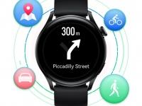 Обновленные карты Petal Maps теперь доступны на смарт-часах Huawei Watch 3