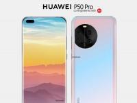 Все основные характеристики Huawei P50 Pro за день до анонса