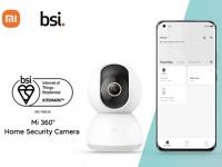 Mi 360° Home Security Camera и приложение Xiaomi Home получили сертификаты Kitemark от Британского института стандартов