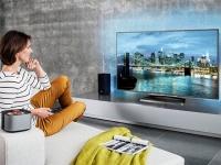 Эргономичные LED телевизоры с наличием дополнительных функций