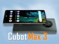 Видео анонс смартфона Cubot Max 3 - новинка с экраном 6,95 дюйма