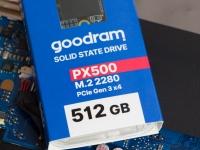 Видео обзор Goodram PX500 - M2 2280 SSD + замер скорости