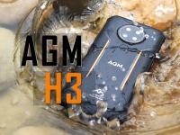 Видео анонс AGM H3 - смартфон-внедорожник с инфракрасной камерой