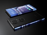 Huawei Mate 50 без кнопок, но с футуристичным экраном Arc Display показали на рендерах и видео
