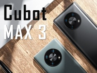Видео анонс! Цена на Cubot Max 3 - от $99.99. Смартфон с экраном 7 дюймов!
