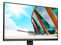 AOC представляет четыре новых профессиональных монитора с разрешением QHD и 4K, разъёмами стандарта USB-C