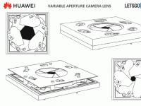 Huawei выдали патент на изменяемую диафрагму для камер смартфонов