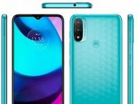 Появились предварительные характеристики смартфона Motorola Moto E20