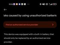 Xiaomi накажет пользователей, установивших неоригинальную батарею