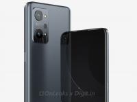Смартфон Realme GT Neo2 со 120-Гц дисплеем показался на качественных рендерах