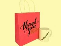 SMARTlife: Бумажные и крафтовые пакеты - преимущества, применение и возможности нанести логотип