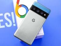 Первое красочное фото с Google Pixel 6 демонстрирует возможности камеры смартфона