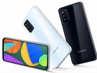 Samsung Galaxy M52 5G уже появился на официальном сайте Samsung