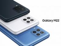 Представлен бюджетный долгожитель Samsung Galaxy M22