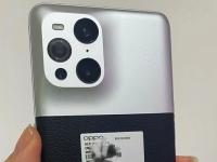 Живое фото первого смартфона, созданного Oppo в партнёрстве с Kodak, утекло в сеть