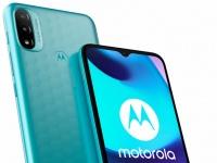 Motorola за 100 евро: представлен Moto E20 для самых экономных
