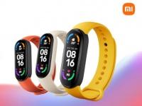 Xiaomi представила международную версию Mi Band 6 с поддержкой NFC