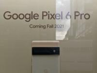 Google Pixel 6 и Pixel 6 Pro уже появились в фирменном магазине компании