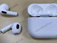 Готовые Apple AirPods 3 уже поступают на склады, наушники представят вместе с новыми Mac на базе Apple M1X