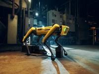 Робопёс Spot стал более самостоятельным, научился динамически планировать маршрут и открывать дверь