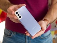 Названы новые цвета линейки Samsung Galaxy S22