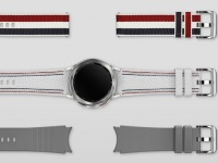 Samsung представила умные часы Galaxy Watch4 Classic Thom Browne Edition