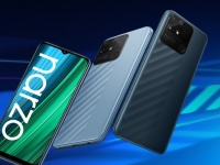 Представлен смартфон Realme Narzo 50A