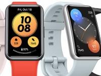 Умные часы Huawei Watch Fit New выходят в Европе