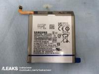 Крошечный аккумулятор Samsung Galaxy S22 подтверждён: опубликована первая фотография