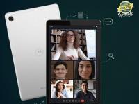 Представлен бюджетный планшет Moto Tab G20