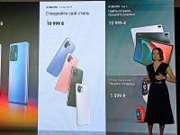 Смартфоны Xiaomi 11T Pro, Xiaomi 11T и Xiaomi 11 Lite 5G NE представлены в Украине