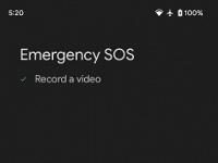 Смартфоны Google Pixel смогут активировать видеозапись в экстренных случаях