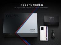 Представлен смартфон iQOO 8 Pro Pilot Edition