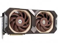ASUS представляет видеокарту GeForce RTX 3070 Noctua Edition