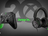 Microsoft отмечает 20-летие Xbox выпуском прозрачных аксессуаров