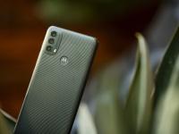 5000 мА·ч, 90 Гц, 48 Мп, IP52. Представлен бюджетный смартфон Moto E40