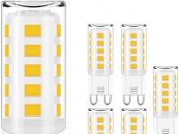 Где используются LED-лампы G9