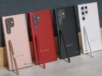 Samsung Galaxy S22 Ultra со стилусом S Pen и «стекающей» камерой показали в эпичном тизерном видеоролике