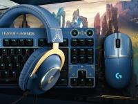 Logitech G и Riot Games представляют официальные игровые устройства для League of Legends
