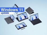 Вышло первое кумулятивное обновление Windows 11