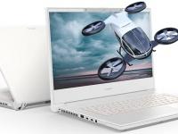 Acer представила уникальный ноутбук ConceptD 7 SpatialLabs Edition с 3D-экраном и мощной начинкой